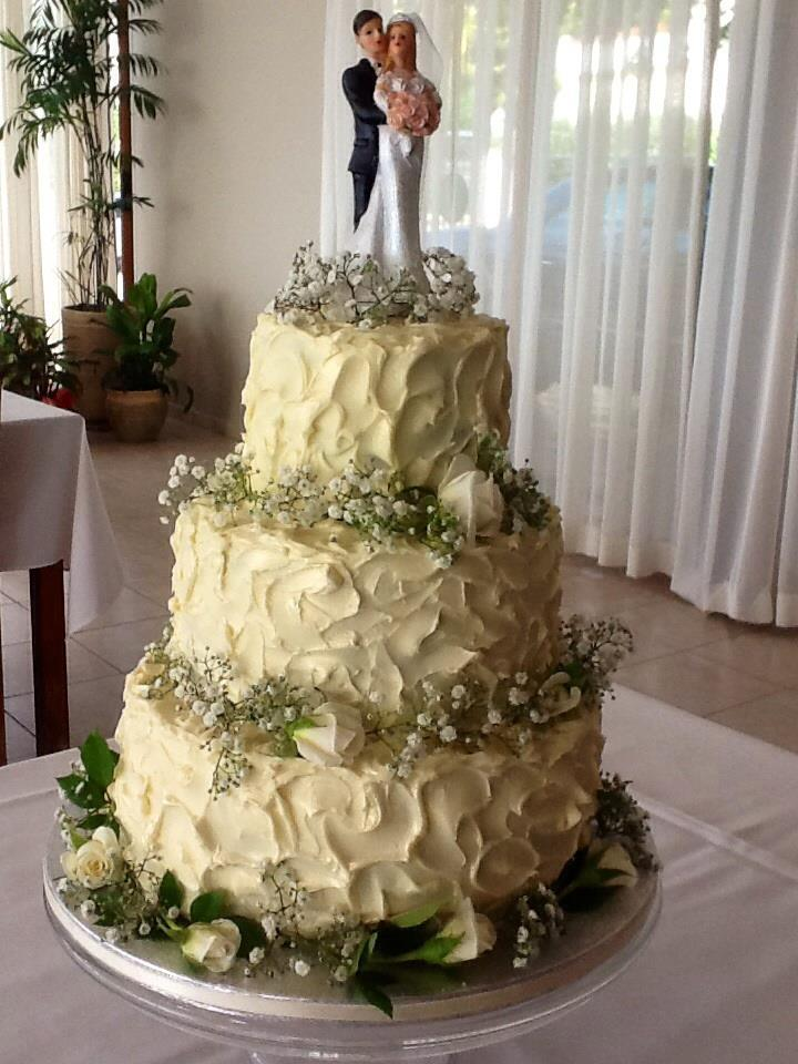 Wedding Cake – for Craig and Natalia